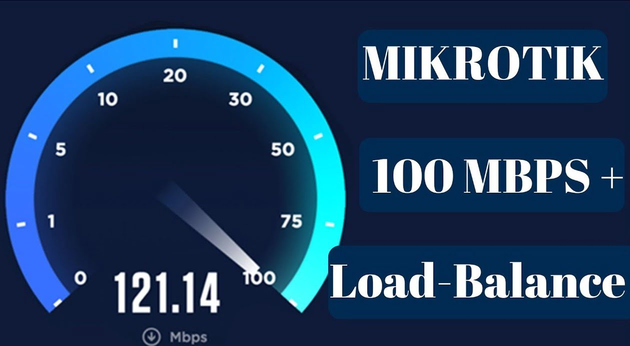 Mikrotik Load Balancing