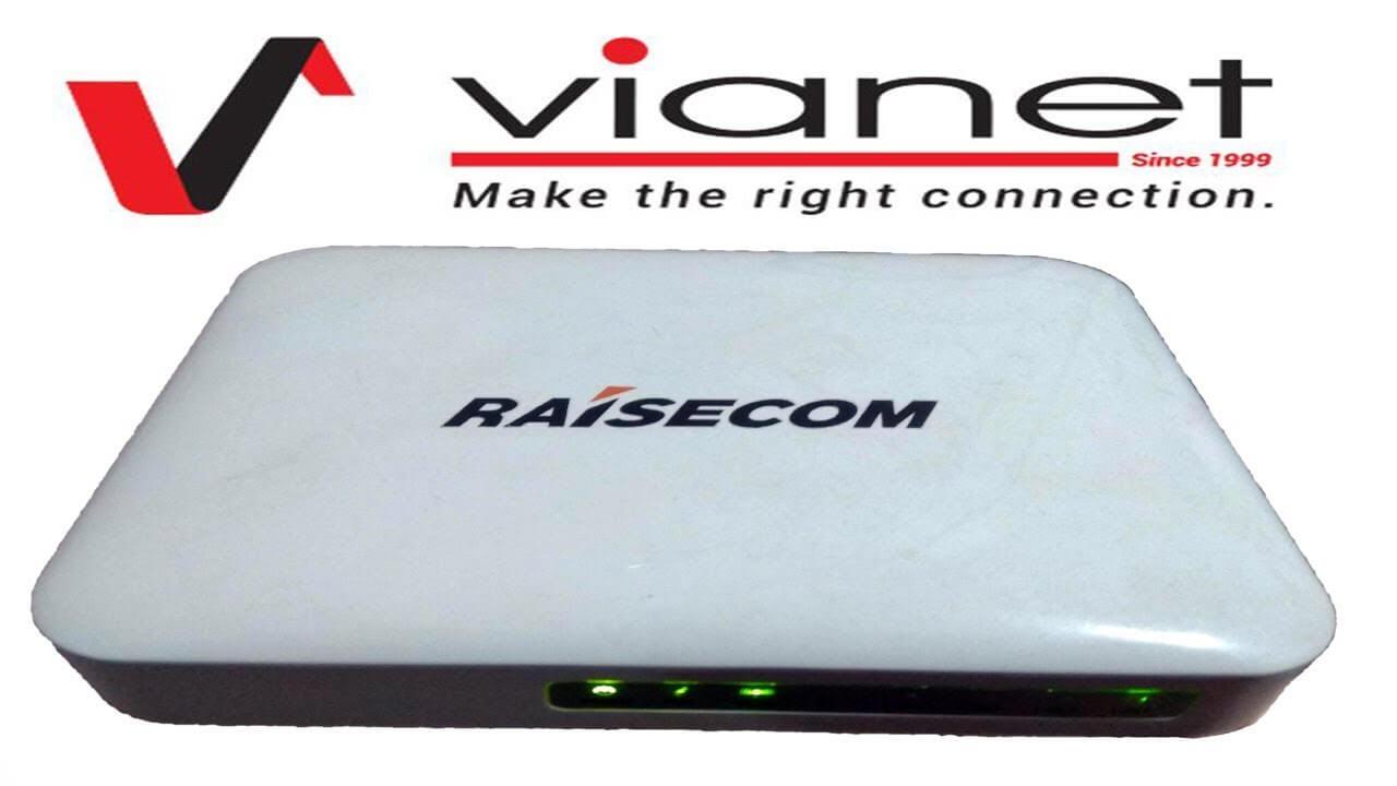 Vianet Fiber Router Setup
