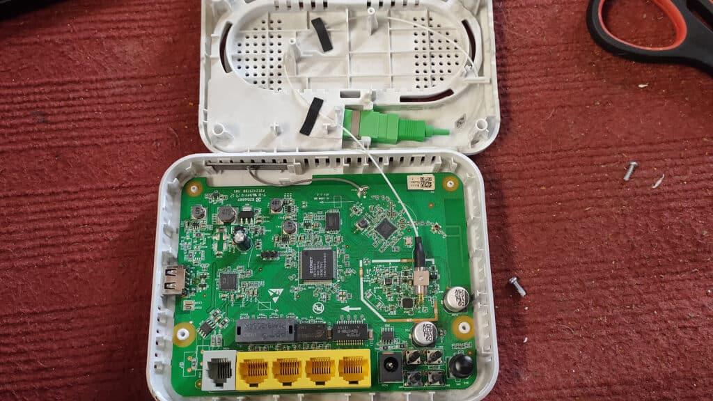 Nokia Fiber Router Setup
