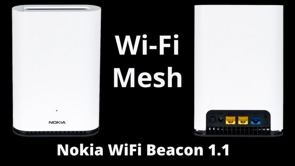 Nokia WiFi Beacon 1.1