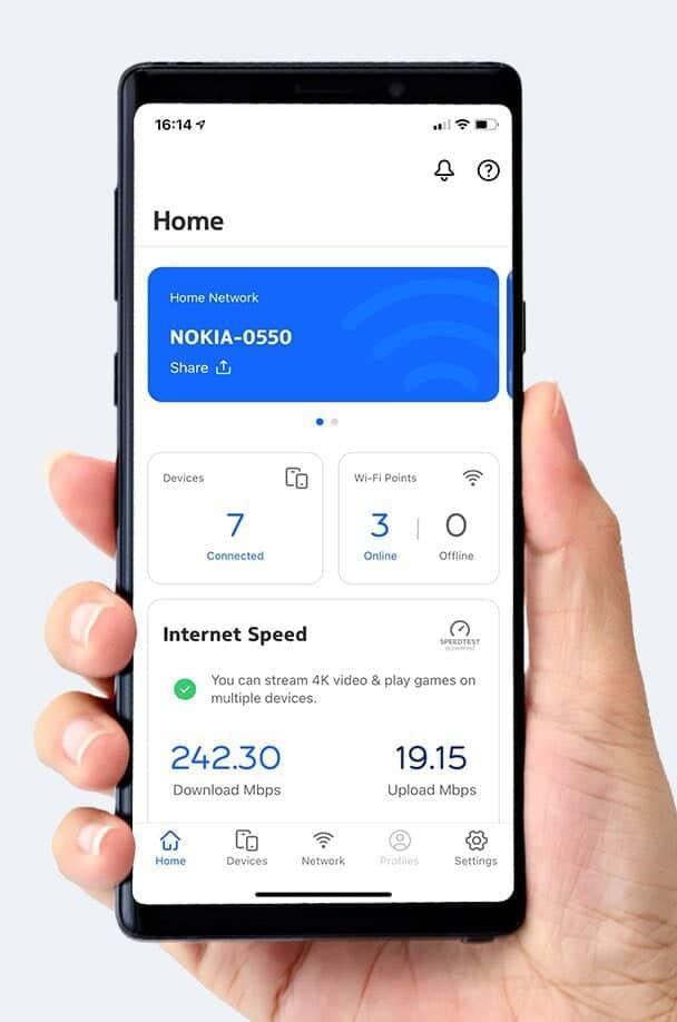 Nokia Bacon Mobile App