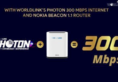 worldlink 300mbps